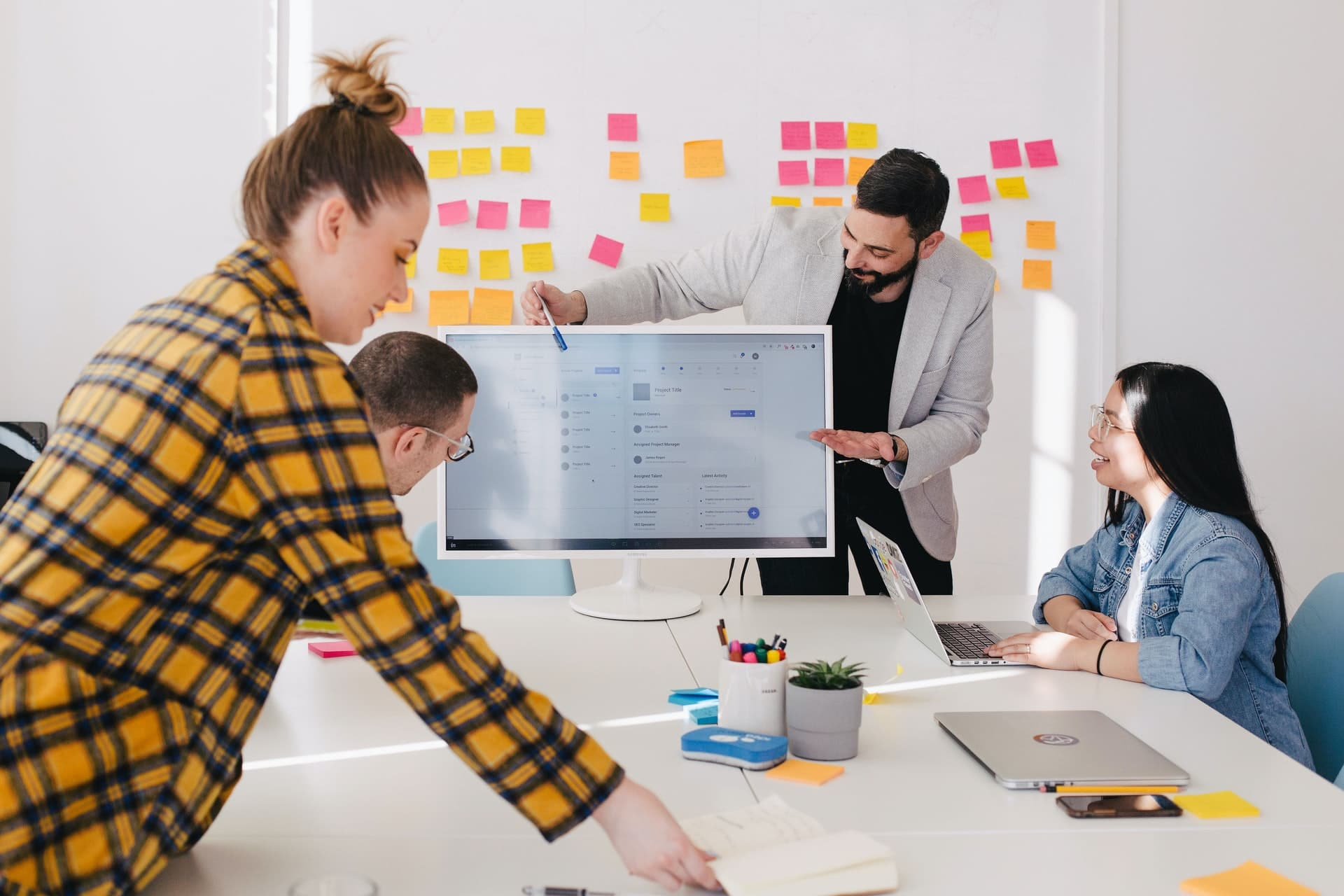 business intelligence mit kwsoft BI meeting analyse
